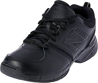 New Balance Boys 625 Black Sneakers
