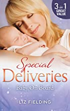 Special Deliveries: Baby On Board - 3 Book Box Set
