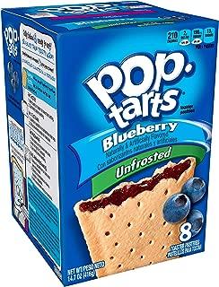 Best unfrosted pop tart flavors Reviews