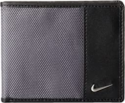Nylon Billfold Wallet