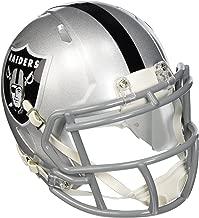 oakland raiders mini helmet