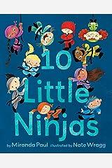 10 Little Ninjas Kindle Edition