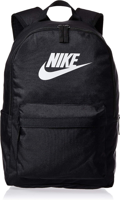 Cumpără Moda   Nike Heritage Backpack 2.0, Black, White, One Size