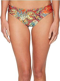 Luli Fama La Bella De Cuba Ruched Bikini Bottom