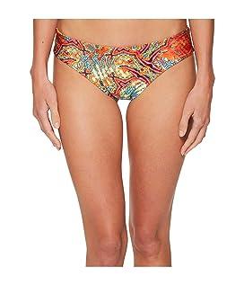 La Bella De Cuba Ruched Bikini Bottom