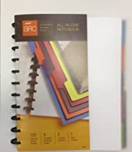 Staples Arc Customizable Notebook System All-in-one Notebook 11 x 9