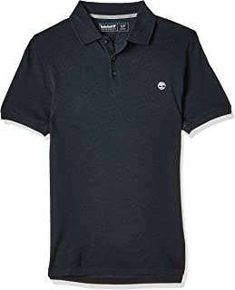 Timberland Men's Millers River Stretch Fitted Polo