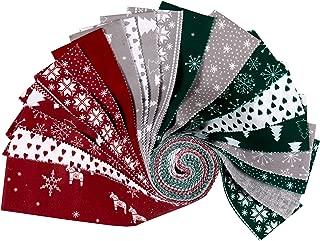 Stof Fabrics of Denmark Stoffabric Denmark Nordic Hygge 20 2.5''Strips, Multi