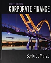 Corporate Finance Plus MyLab Finance with Pearson eText -- Access Card Package (Berk, DeMarzo & Harford, The Corporate Fin...