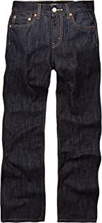 Boys' 514 Straight Fit Jeans