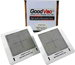 GOODVAC ONE 2 Pack (2 Ozone Plates) 4.5 x 4.5 fits numerous Machines (See Description)