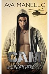 Cam (Wounded Heroes Book 2) Kindle Edition
