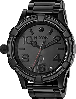 Nixon Men`s `51-30 SW, Vader` Quartz Stainless Steel Casual Watch, Color:Black (Model: A172SW-2244-00)