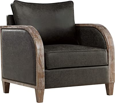 Lexicon Spivey Accent Chair, Gray