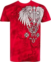 Sakkas Miguel Moto Cross Camiseta Impresa Hombres
