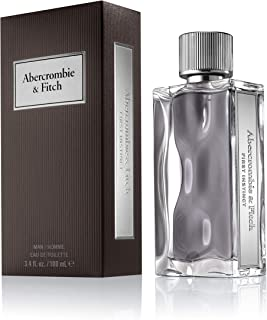 Abercrombie & Fitch First Instinct Colonia 100 ml El Empaque Puede Variar