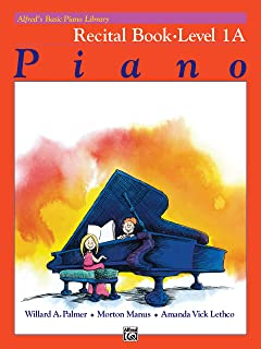 Alfred'S Basic Piano Library Recital 1a