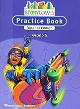 Storytown: Practice Book Teacher Edition Grade 5