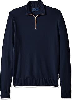 Amazon Brand - BUTTONED DOWN Men's 100% Premium Cashmere...