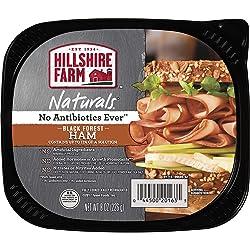 Hillshire Farm Naturals Lunchmeat, Black Forest Ham, 8 oz.