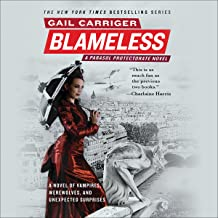 Blameless: The Parasol Protectorate, Book 3