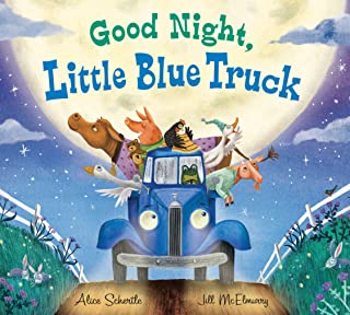 Good Night, Little Blue Truck