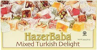 Best SweetGourmet Hazer Baba Mixed Turkish Delight, 16oz Review