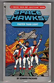 FASTER THAN LIGHT (Space Hawks)