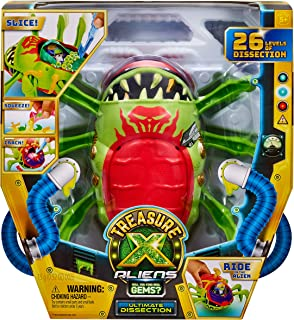 Treasure X Aliens Ultimate Dissection Kit - New Version