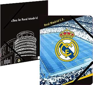 Licencias Real Madrid Set de papeleria avec Trousse fourre-Tout