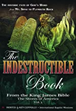 Indestructible Book - From the King James Bible - Shores of America (Vol 4)