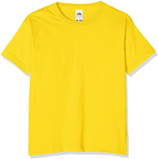 Fruit of the Loom Value T, Camiseta Niño
