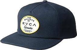 RVCA - Built Snapback