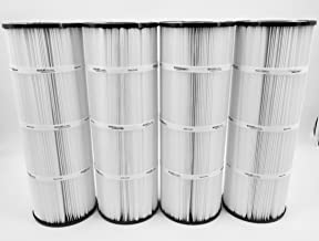 4PACK Excel Filters XLS-709 Pool Filter Cartridge replacement for HAYWARD CX570RE, C-7477, FC-1260, PA-75-SV