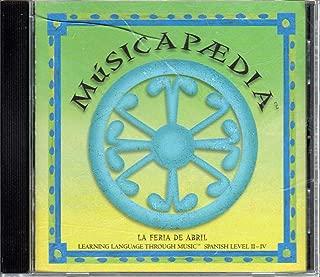 Musicapaedia: Comiendo Papaya