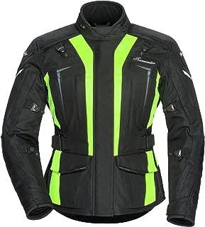 TourMaster Women's Transition Series 5 Jacket Black/Hi-Viz X-Small