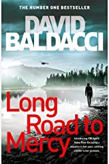 Long Road to Mercy (Atlee Pine series Book 1) (English Edition) Format Kindle