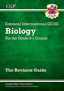Grade 9-1 Edexcel International GCSE Biology: Revision Guide with Online Edition