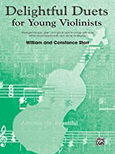 Delightful Duets for Young Violinists - Piano Part