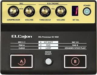 Roland EC-10M El Cajon Mic Processor with 1 Year Free Extended Warranty