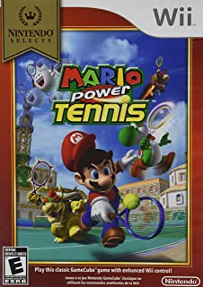 mario power tennis characters