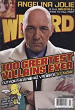Wizard (100 Greatest Villains Ever, July 2006 Cover 1 of 2)