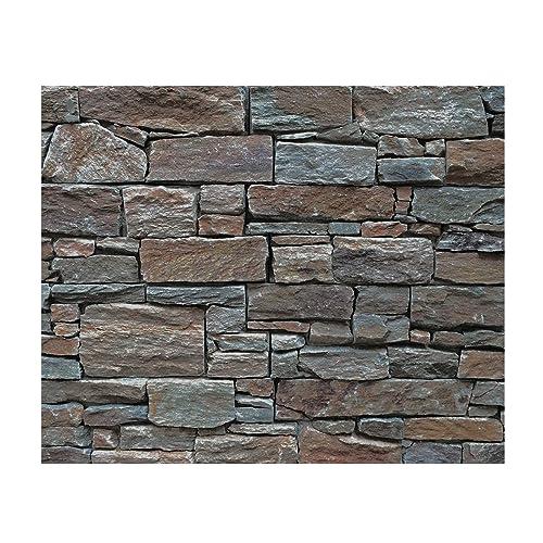 Baustoffe & Holz 100% Wahr Wandverkleidung Wandverblender Steinwand Travertin Crema 3d Wohnrausch Muster Schnelle Farbe Klinker
