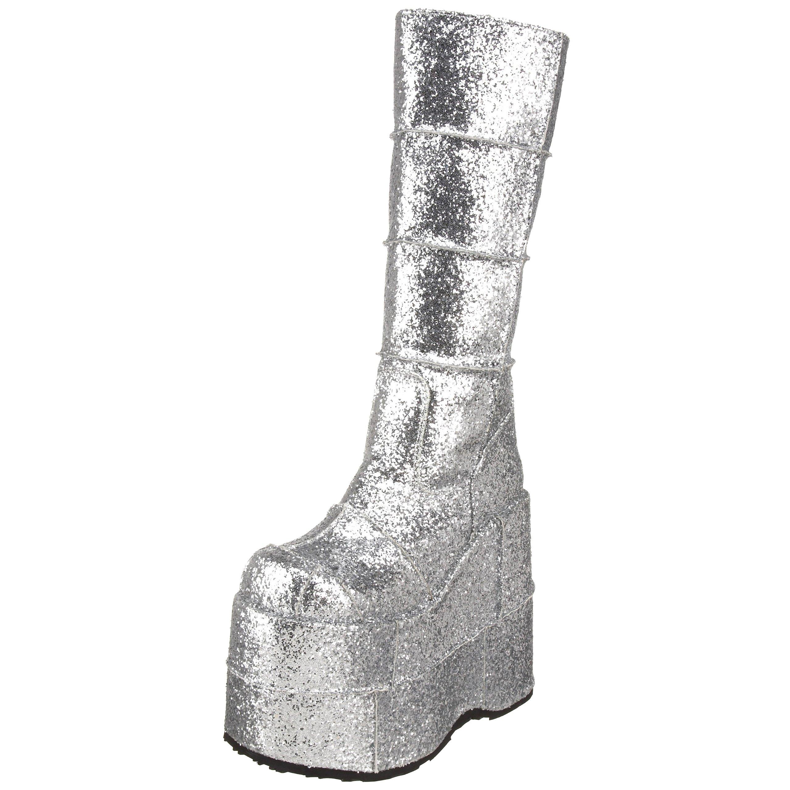 Pleaser Mens Stack-301 Platform Boot