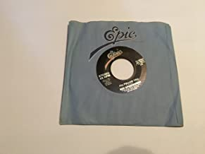 KEEP THE FIRE BURNIN-I'LL FOLLOW YOU 45 RPM RECORD