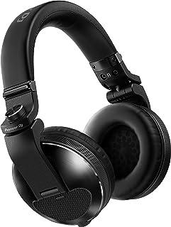 Pioneer HDJ-X10 Negro Circumaural Diadema auricular - Auriculares (Circumaural, Diadema, Alámbrico, 5 - 40000 Hz, 1.2 m, N...