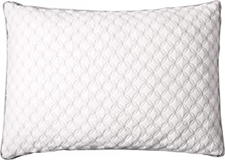 LIANLAM Memory Foam Queen Size Bed Pillow - Adjustable Loft for Sleeping Relief Neck Pain Side Back and Stomach - Breathable Shredded Cooling Gel Fill Luxury Bamboo Pillow - Hypoallergenic Certipur
