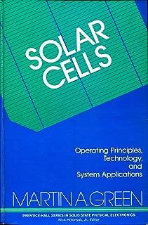Best solar cells martin green Reviews