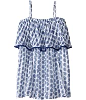 Polo Ralph Lauren Kids - Gauze Print Maxi Dress (Toddler)