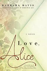 Love, Alice Kindle Edition